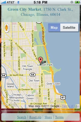 Local & Fresh US Screenshot 2